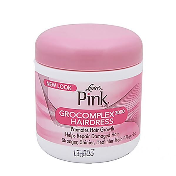 Luster's Pink Grocomplex 3000 Hairdress 6oz