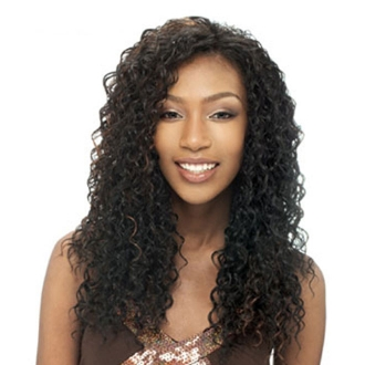 Milky Way  Equal Double Weave  Beach Curl 4 PCS