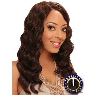 Zury DIOS Wave Invisible Part Weave  OCEAN WAVE 16""