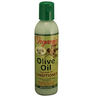 Africa's Best Organic Olive Oil Leave in Conditioner 6 oz