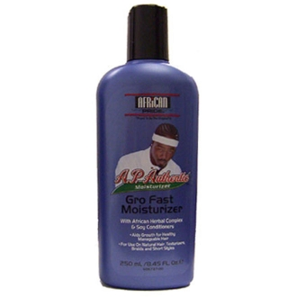 African Pride Authentic Gro Fast Moisturizer 8.45 oz