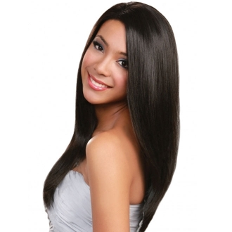 Bobbi Boss Human Blend Hair HIT Yaky Weave 18""