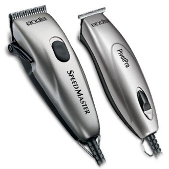 Andis Pivot Motor Clipper/Trimmer Combo