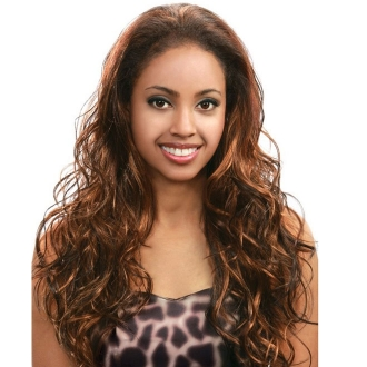Bobbi Boss Half Wig- Heather