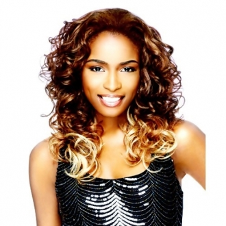 Sensationnel Instant Weave Synthetic Half Wig - TORONTO