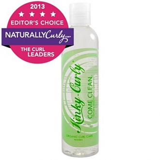 Kinky Curly - COME CLEAN 8oz