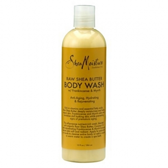 SheaMoisture  BODY WASH(Raw Shea Butter) 13oz