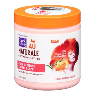 Dark and lovely Naturale CURL DEFINING CREME GLAZE 14.4oz