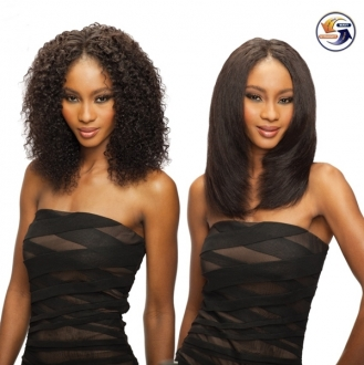 Saga Indian Remy Jerry Curl  4pc