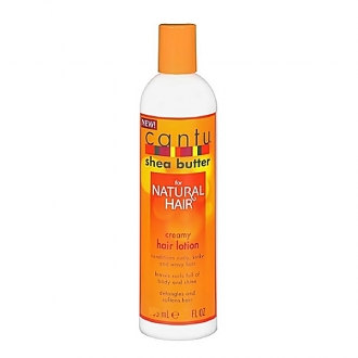 Cantu Shea Butter for Natural hair Creamy Hair Lotion 13.8oz