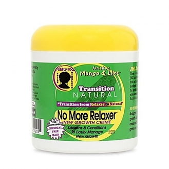 Jamaican Mango & Lime No More Relaxer New Growth Creme 6 oz