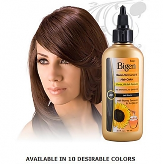 Bigen Semi Permanent Hair Color 3oz