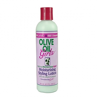 ORS Olive oil Girls Moisturizing Styling Lotion 8.5oz