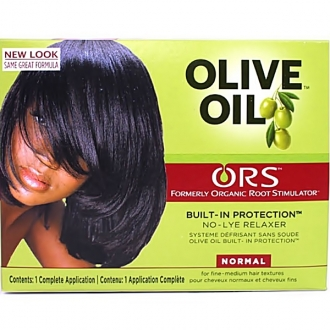 ORS Olive oil No-Lye Relaxer