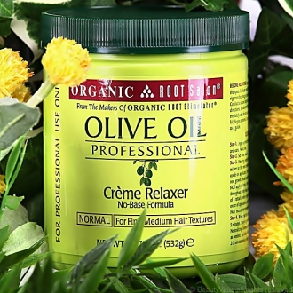 ORS Olive oil Professional Creme Relaxer no-Base Formula 18.75oz