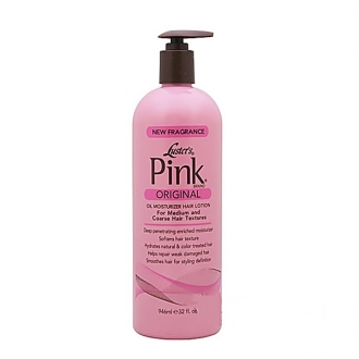 Luster's Pink Original Oil Moisturizer Hair Lotion 32oz