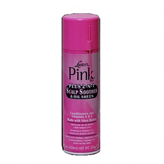 Luster's Pink Plus 2-N-1 Scalp Soother & Oil Sheen 11.5oz