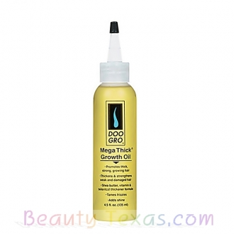Doo Gro Mega Thick growth Oil 4.5oz