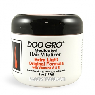 Doo Gro Medicated hair Vitalizer Extra Light Original Fomula 4oz