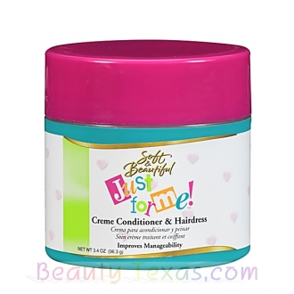 Just for Me Hair Creme Conditioner & Hairdress 3.4oz