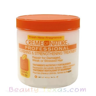 Creme of Nature Professional Nourishing & Strengthening Treatment 15oz
