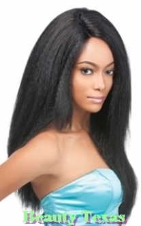 OUTRE LACE FRONT L-PARTING WIG - TESS