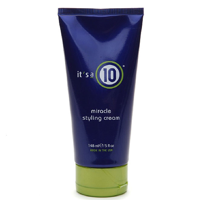 it's a 10 miracle styling cream 5 fl oz
