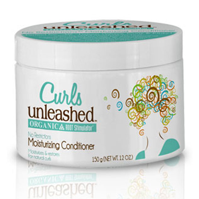 Curls Unleashed No Restrictions Moisturizing Conditioner 12oz