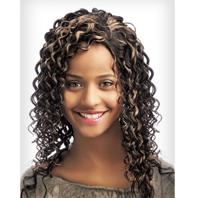 La Nova Tasha 100% Human Hair New Deep Wave 10""