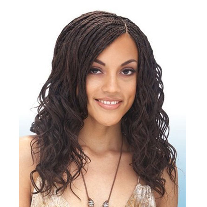 Freetress Bulk Synthetic Braid - Noble Curl