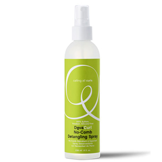 DevaCurl No-Comb Detangling Spray 8oz