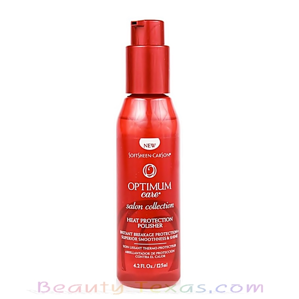 Optimum Care Salon Collection Heat Protection Polisher 4.2oz