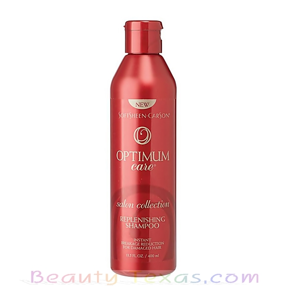 Optimum Care Salon Collection replenishing Shampoo 13.5oz