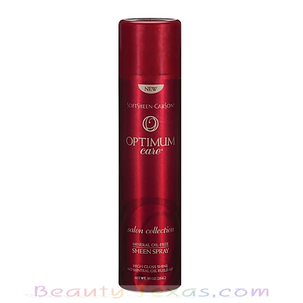 Optimum Care Salon Collection Sheen Spray 10oz