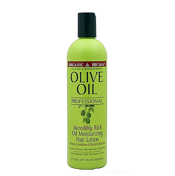 ORS Olive oil Professional Incredibly Rich Oil Moisturizing Hair Lotion 23oz
