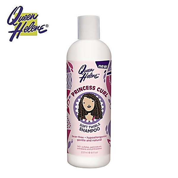 Queen Helene Princess curl Soft Twirls Shampoo 8oz