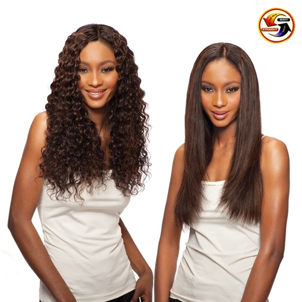 Saga Indian Remy Long Loose Deep 4pcs