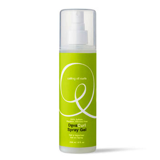 DevaCurl Spray Gel 8oz